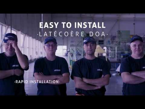 LiFi by Latécoère: easy to install, easy to run