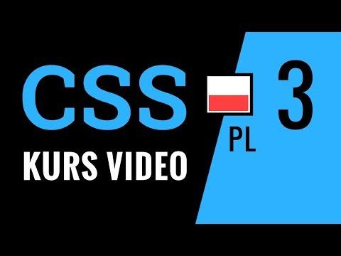 Kurs CSS odc. 3: Rozwijane, przyklejane menu główne (sticky)