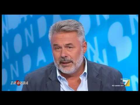 "Loris de Filippi intervento ad ""In onda"" (La7) 09.08.2017"