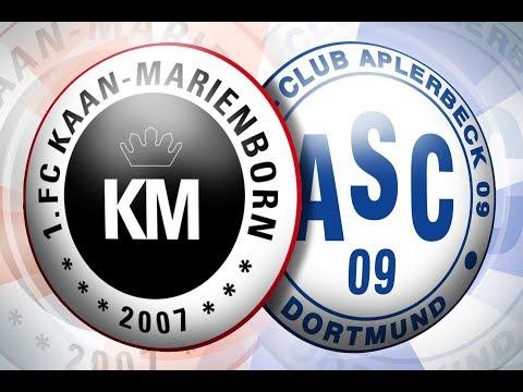 1. FC Kaan-Marienborn - ASC 09 Dortmund
