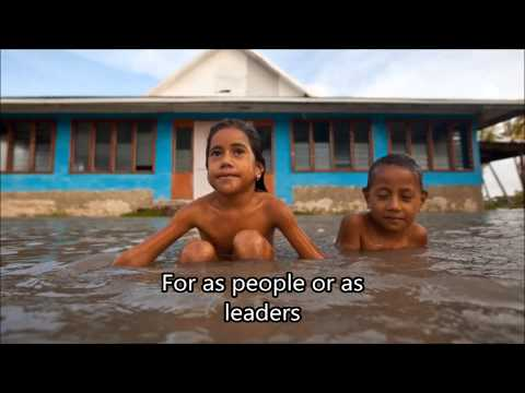Tuvalu - National Anthem (Subtitled in Tuvaluan and English)