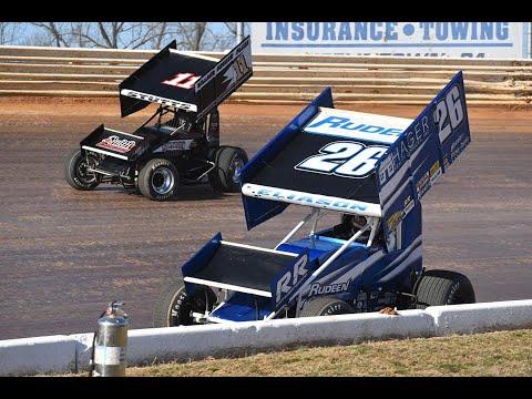 Port Royal Speedway 410 Sprints A-Main  3-8-2020