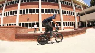 BMX - Aaron Ross, Broc Raiford, Gary Young & Grant Germain