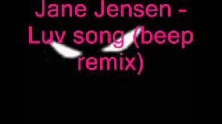 jane jensen - luv song (beep remix) - The Good Wife S02E04 soundtrack