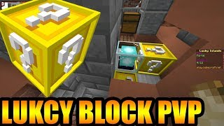 LUCKY BLOCK PVP