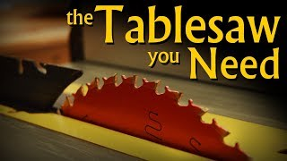What Table Saw is Best for You?