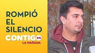 Hermano de sospechoso en caso Fernanda Maciel habló con Contigo en La Mañana
