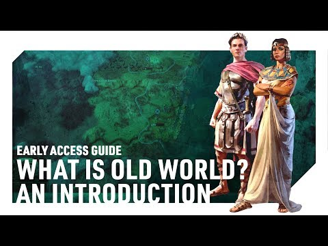 What Is Old World: An Introduction Guide - Civilization Meets Crusader Kings II Strategy Game