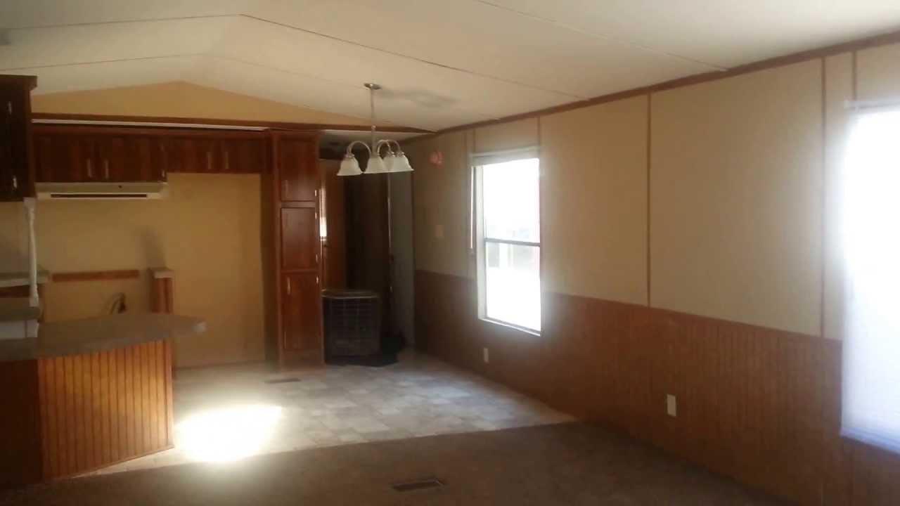 16x80 Chandeleur Bank Repo Easy Financing YouTube – Chandeleur Mobile Home Floor Plans
