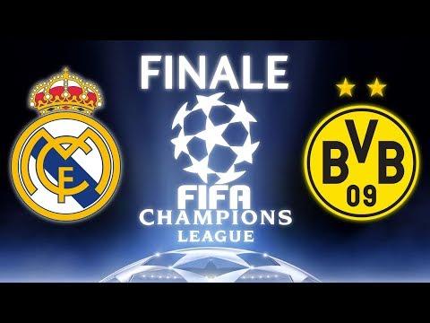 FIFA Champions League 2017 FINALE | Real Madrid vs Borussia Dortmund