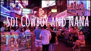 Soi Cowboy and Nana plaza | Bangkok