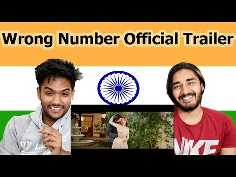 Indian Reaction On Wrong Number Official Trailer | Swaggy D
