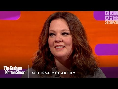 Melissa McCarthy Wished Chris Hemsworth Was a Jerk - The Graham Norton Show