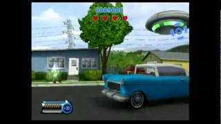 Nice and Games -- Martian Panic [Nintendo Wii]