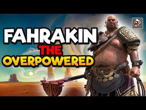 Fahrakin the BEST EPIC of 2021! | RAID SHADOW LEGENDS