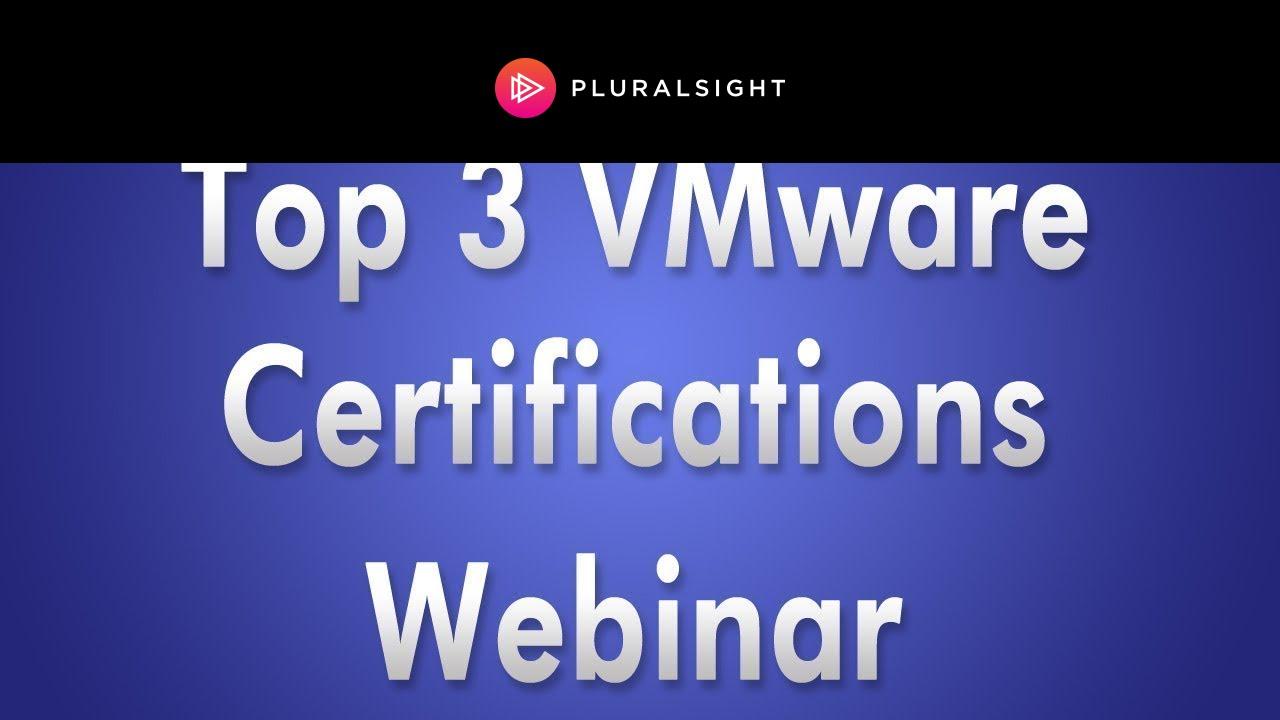 how to get vmware certification