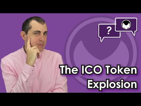 Ethereum Q&A: The token ICO explosion