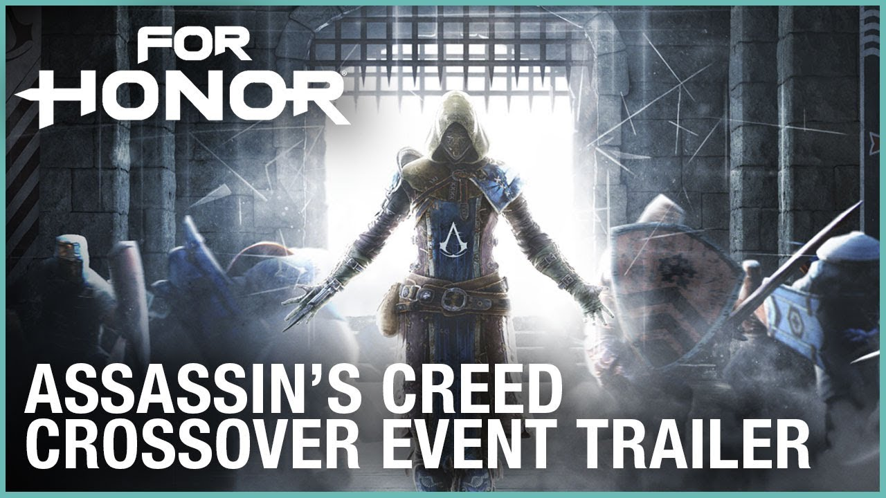 For Honor Crosses Over with Assassin's Creed in New Event