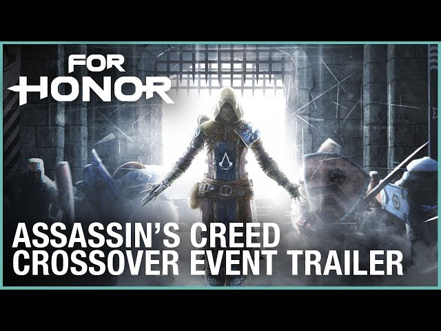 For Honor Invites Players to Kill Ezio in an Assassin's