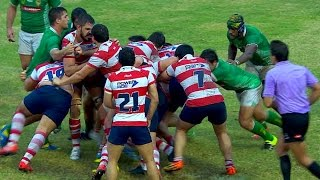 Paraguay vs. Colombia - Rugby