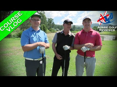 KOORALBYN VALLEY GOLF COURSE VLOG PART 1
