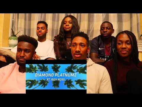 Diamond Platnumz ft Rick Ross - Waka ( REACTION VIDEO ) || @diamondplatnumz  @RickRoss