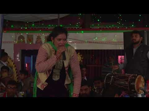 Sushila Takhar Live Bhajan | Sushila Nagar Bhajan 2018