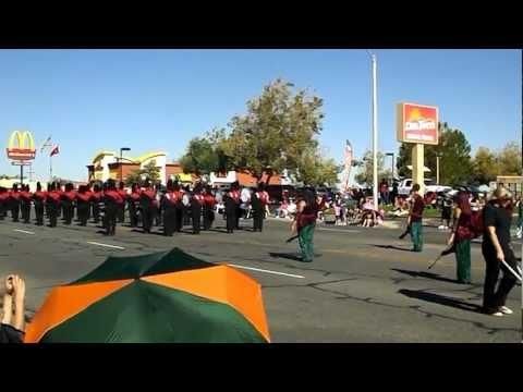 Oak Hills High School - Hesperia Days Parade 2012