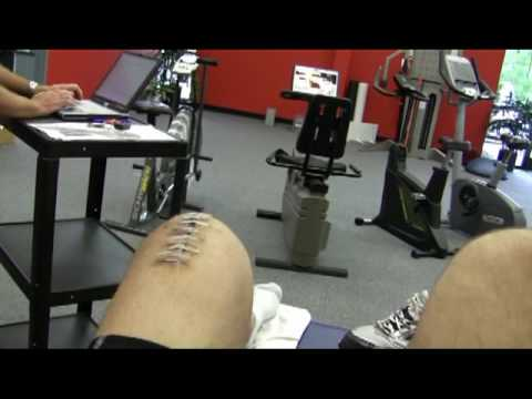 Total Knee Replacement Physical Therapy - Day 1