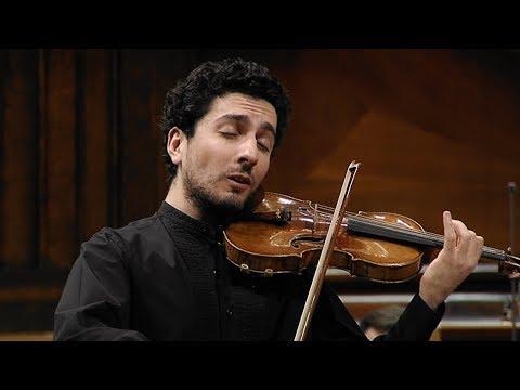 Sergey Khachatryan & Paweł Kapuła perform Sibelius' Violin Concerto in D minor Op. 47