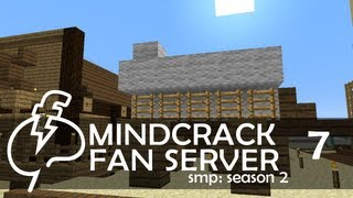 Mindcrack Fan Server - Starting The Covered Wagon - S2 Ep7