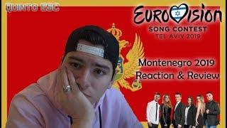 D-Moll - Heaven - Eurovision 2019 (Montenegro) - Quinto ESC