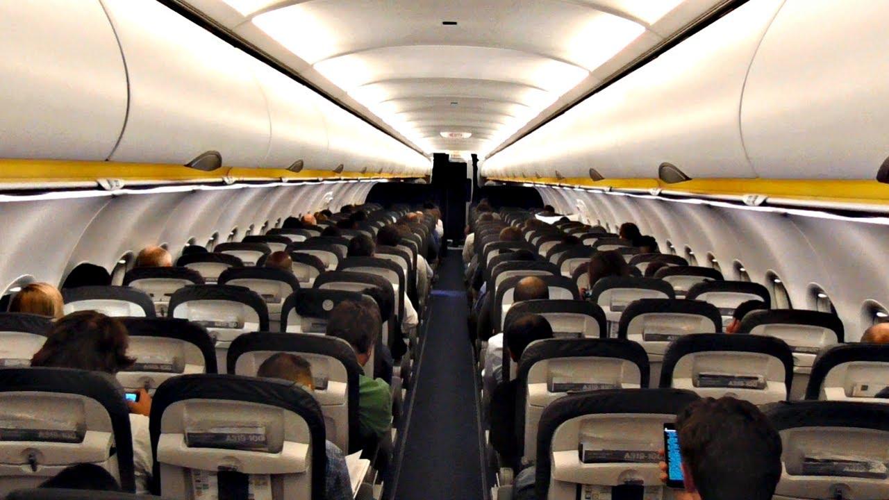Trip Report Lufthansa Airbus A319 Munich London