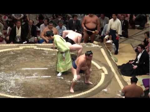 Japan Trippin: Episode 01 - Yokoami Sumo Tournament