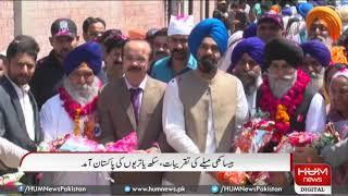 Sikh pilgrims will be visiting Pakistan for Baisakhi celebrati…