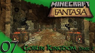 Subscriber Hall and More Details! (Goblin Kingdom) | Minecraft Fantasia | Ep7