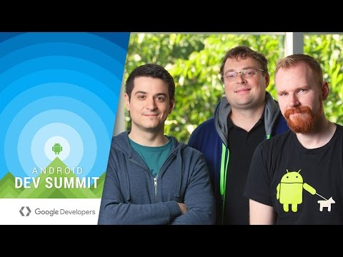 Android Testing (Android Dev Summit 2015)