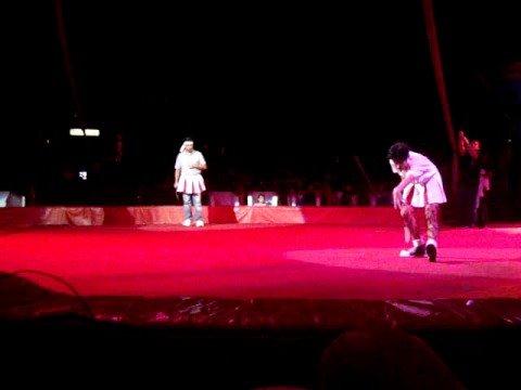 Gustavo Nagib no Circo