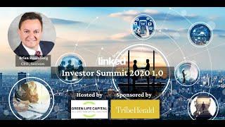 Presenting Company Socrates  Brian Rosenberg,  at Linked Ventures Investor Summit