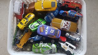 Video for Kids - Lots of Toy Cars from the Box Toys