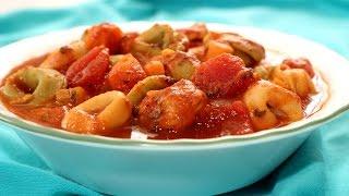 Tortellini Soup Recipe - Amy Lynn's Kitchen