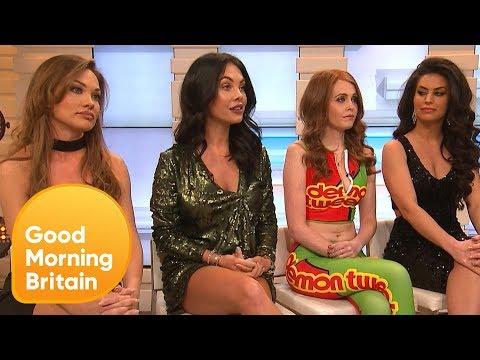 Promotional Girls Defend Their Work During Fiery Feminism Debate | Good Morning Britain