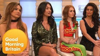 Promotional Girls Defend Their Work During Fiery Feminism Debate | Good Morning Britain