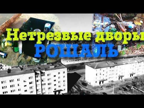 Нетрезвые Дворы. г.о.Рошаль
