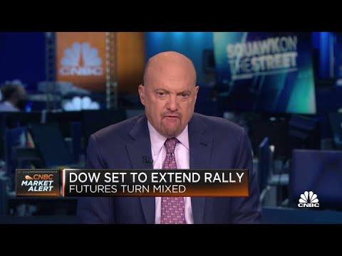 Dow Jones Futures: Market Rally Mixed, But Biogen Skyrockets On ...