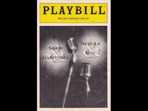 Simon & Garfunkel - Brooks Atkinson Theatre - May 1992 (Audio)