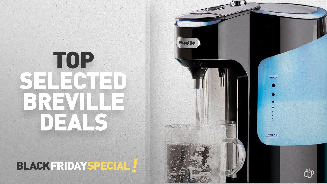 Black Friday Breville Deals Update Breville Vkj318 Hot Cup With Variable Dispenser Black