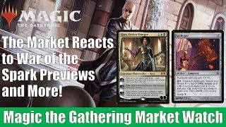 MTG Market Watch: The Market Reacts to War of the Spark Previews and More