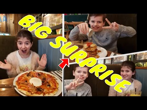 BELLA  ITALIA RESTAURANT VLOG | UK FAMILY VLOGGERS