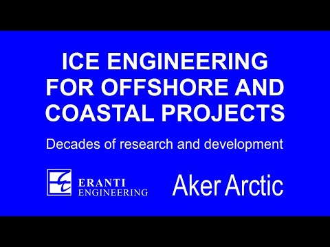 Ice Engineering for Offshore and Coastal Projects